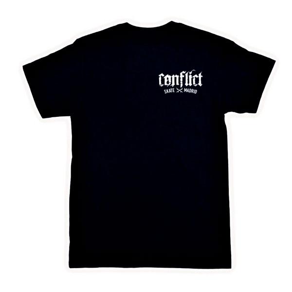 Camiseta-Conflict-Shiva-Gas-Mask